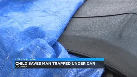 Pinned Under a Car, a Man Asked God to Send an Angel — A 9-Year-Old Boy Came Running
