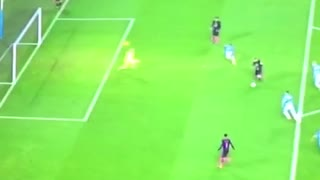 Leo Messi goal vs Manchester City - Video