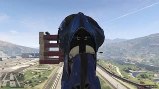 Best stunt [GTA 5 - Video