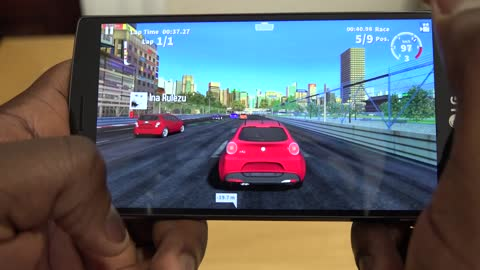 Review: Gaming on the LG G4