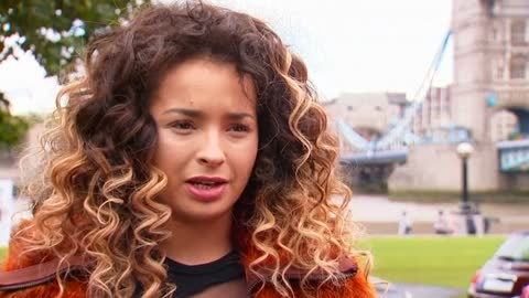 """Singer Ella Eyre: """"Taking my clothes off isn't going to happen unless I want to"""""""
