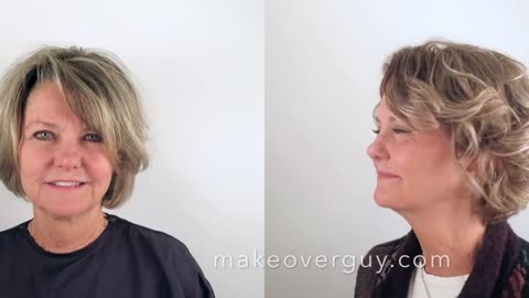 MAKEOVER: I Should Have Done It A Long Time Ago, by Christopher Hopkins, The Makeover Guy®