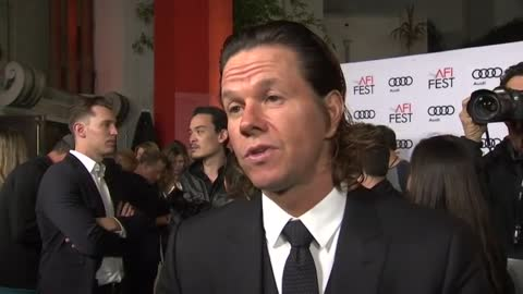 Mark Wahlberg discusses his Boston Marathon bombing drama