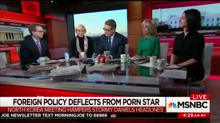 Morning Joe peddles conspiracy theory about Trump over NoKo announcement