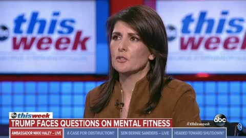 'This Is Taking It to a Whole New Low': Nikki Haley Responds to Explosive Wolff Book