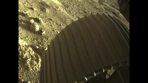 'Stunning': The Mars rover image that may become iconic