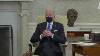 Biden Bashes Texas: Neanderthal Thinking on Masks