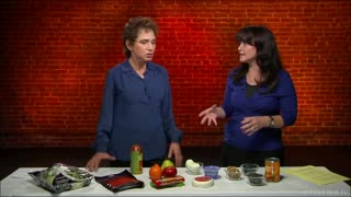 The Fitness Gourmet's Patricia Greenberg-Grunfeld - Weighing In - Food Exposed - Video