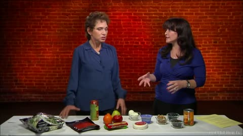 The Fitness Gourmet's Patricia Greenberg-Grunfeld - Weighing In - Food Exposed