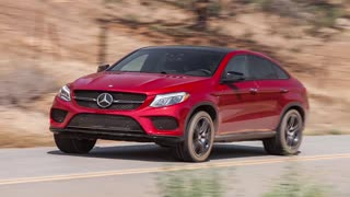 MERCEDES-BENZ GLE COUPE - 2016 MERCEDES-BENZ GLE COUPE FIRST DRIVE REVIEW #Auto_HDFr - Video