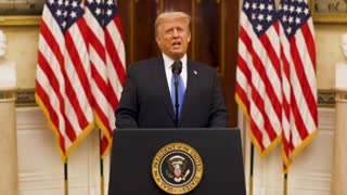 President Trump's Farewell Address to the Nation