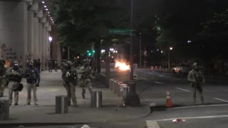 2nd Assault On The Federal Building Leads To Multiple Arrests In Portland Oregon On July 4th 2020