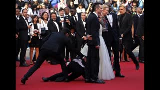 America Ferrera Is Pranked At Cannes - Video
