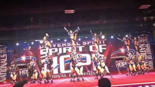 Rockstar Cheer Chili Peppers 2019-20 SOH