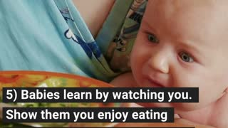 How Important is a Baby's First Solid Food? - Video