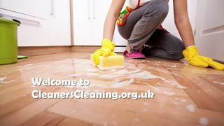Cleaners Cleaning - Video
