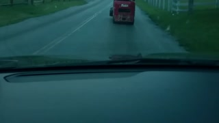 Amish forklift? - Video