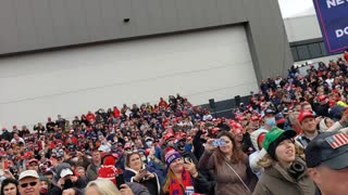 President Trump Manchester NH Rally