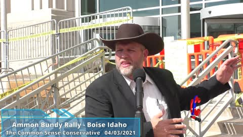 Ammon Bundy Talks About The Importance Of In Person Trials From His Own Experience