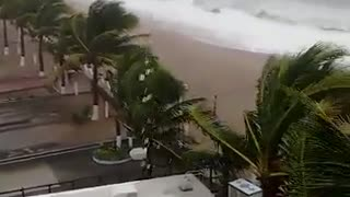 Hurricane Patricia Devastating - Video