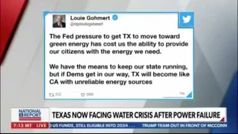 Rep. Gohmert Discusses the Latest on Texas' Storm Response