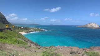 Amazing view from Makapu'u lookout