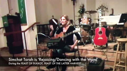 'Simchat Torah' LIVE Venice Beach California