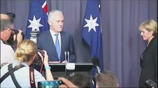Australia gets new PM as Turnbull replaces Abbott - Video