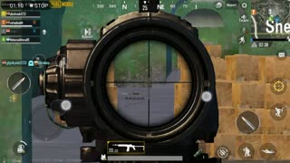 Pubg Mobile Game Survivor Skills in Tunnel Underground