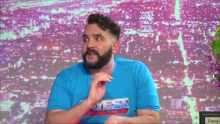 Mathu Andersen: Look at Huh on Hey Qween with Jonny McGovern