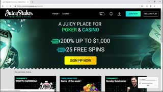 Juicy Stakes Sign Up Guide