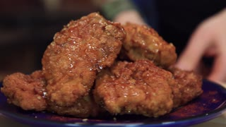 Fried Chicken - Gluten Free Recipe - Video