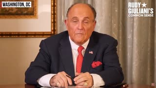Rudy Giuliani - God Will Prevail