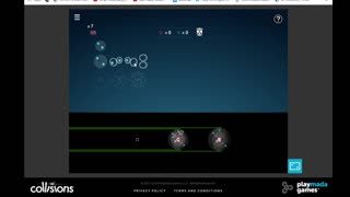 Collisions Atoms - Level 7 Solution