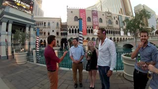 My funny wedding in Vegas - Video