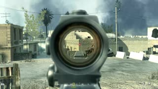 CoD Modern Warfare Part 3 - Video