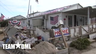 No media outrage over Obama neglecting Hurricane Sandy victims
