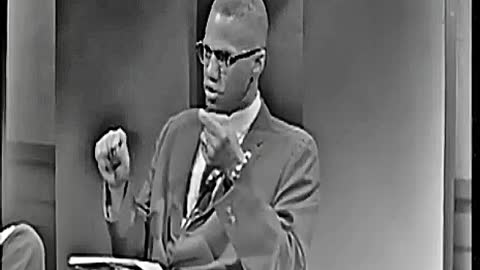 Malcolm X on Liberal Ideology