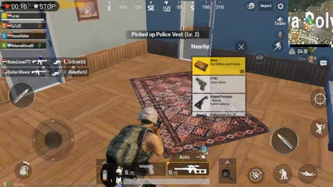 Searching Big Building For Sublies In Pubg Mobile