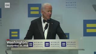 Biden — I Couldn't Stay Silent Against Trump After Charlottesville