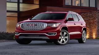 GMC Acadia - 2017 GMC Acadia First Look Review #Auto_HDFr - Video