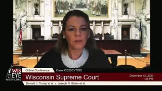 JUDGE CALLED OUT FOR BIAS IMPLICATIONS! Wisconsin Supreme Court