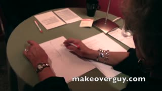 MAKEOVER: I Feel Like A Totally Different Person, by Christopher Hopkins, The Makeover Guy®