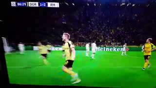 VIDEO: André Schürrle Goal vs Real Madrid - Video