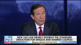 Fox News Chris Wallace Says Republicans Could Lose 50 House Seats - Video
