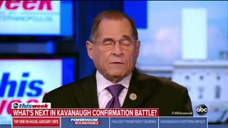 Rep. Jerrold Nadler says House would investigate Kavanaugh if he's confirmed