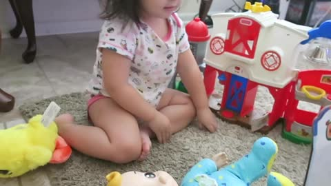 Cocomelon toys for baby
