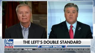 Lindsey Graham says there's nothing Democrats won't do to win