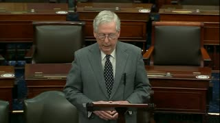 Leader McConnell on his opposition to the Liberal covid bill