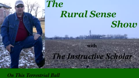 Rural Sense Show Ep. 2: The Throwaway Culture, its effects and what can be done